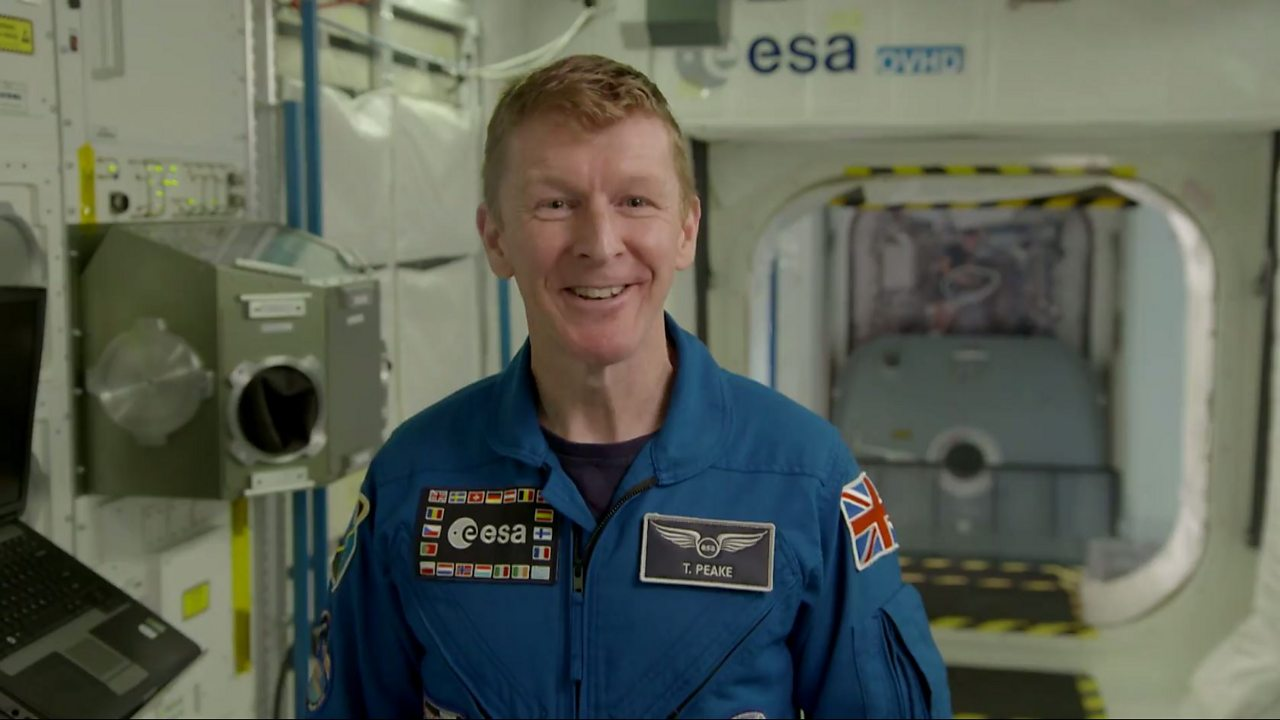 Physics with Tim Peake