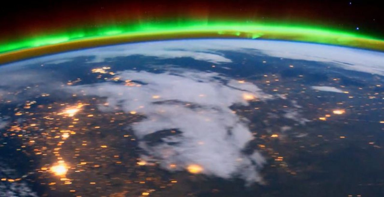 The Origin of the Northern and Southern Lights