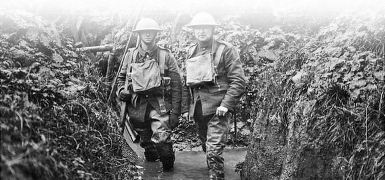 What was life like in a World War One trench? - BBC Bitesize