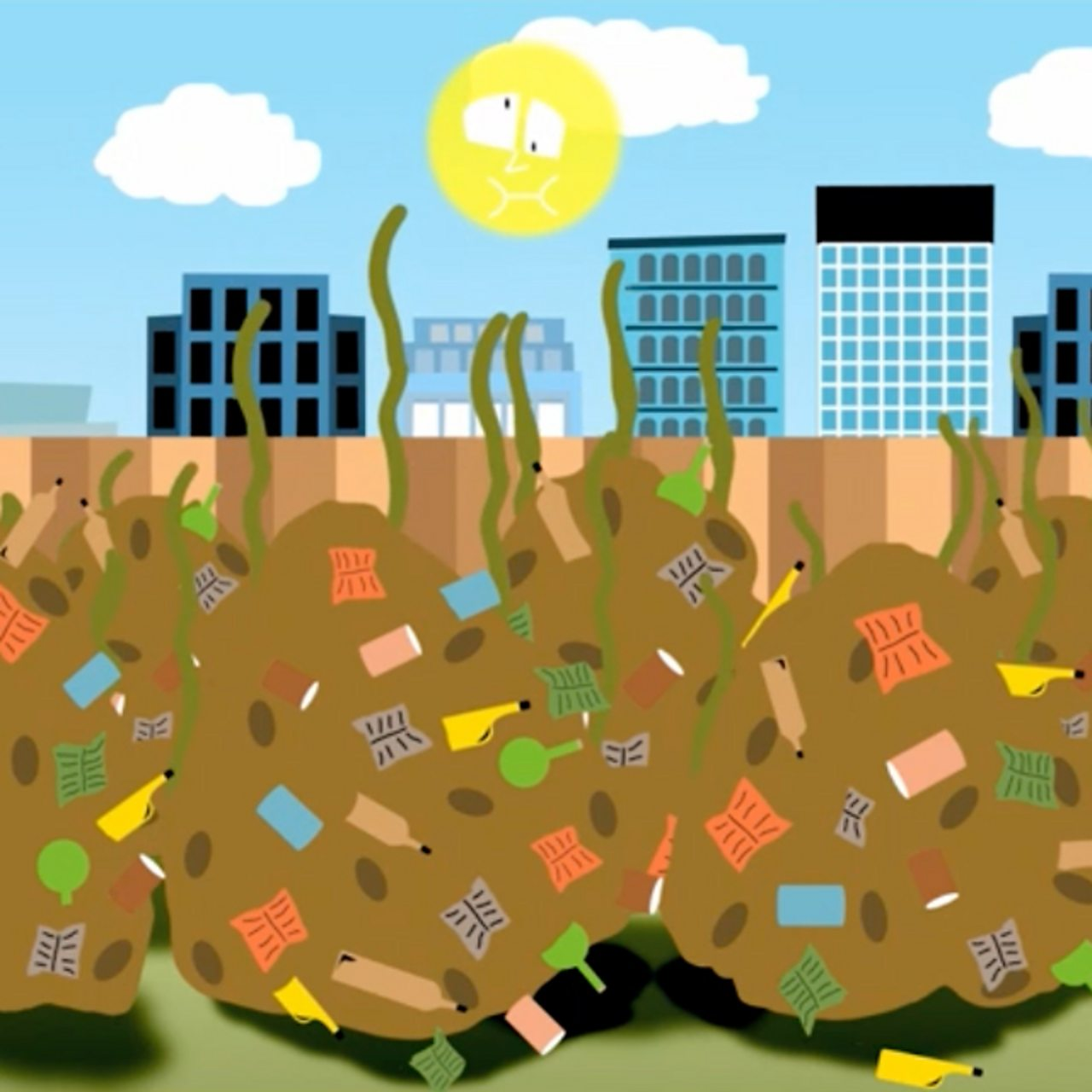Bitesize KS2 - Dealing with rubbish