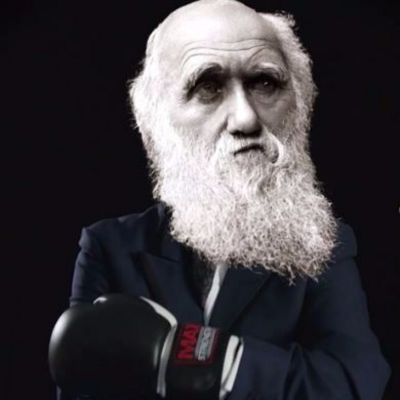 Charles Darwin - creator of the theory of evolution by natural selection