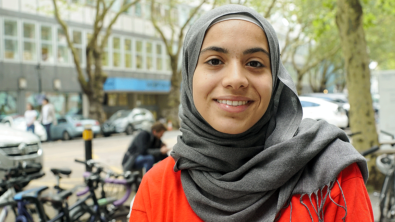 Meet Khadija