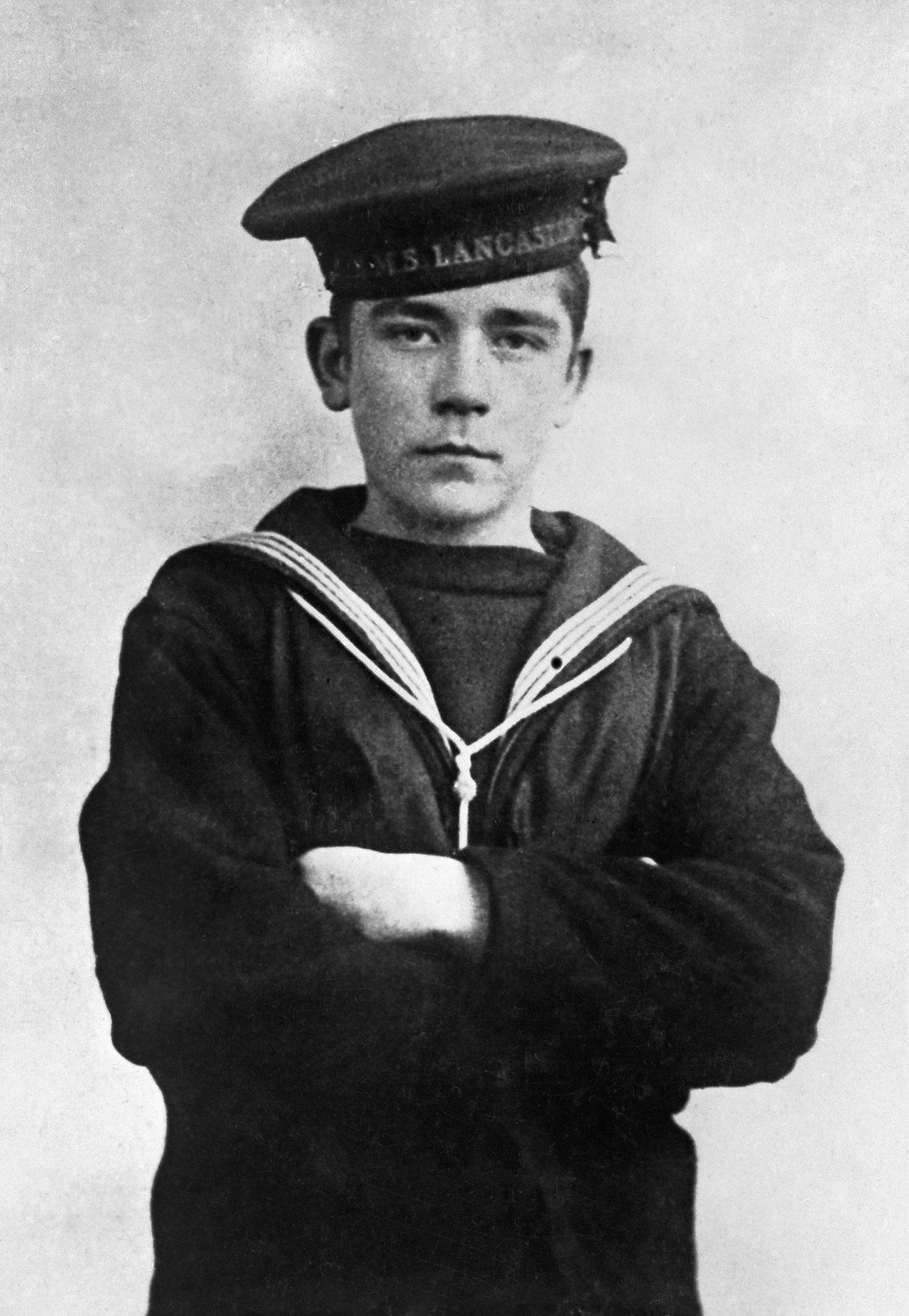 An image of Jack Cornwell