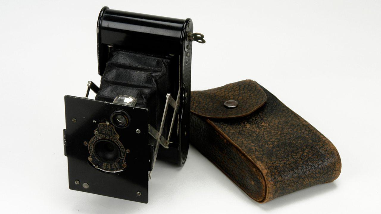 Kodak Vest Pocket Camera from World War One