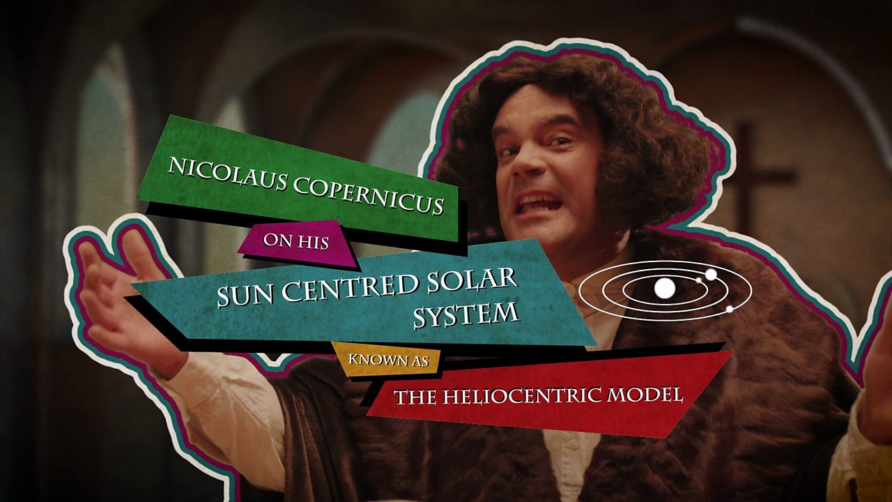 The work of Nicolaus Copernicus