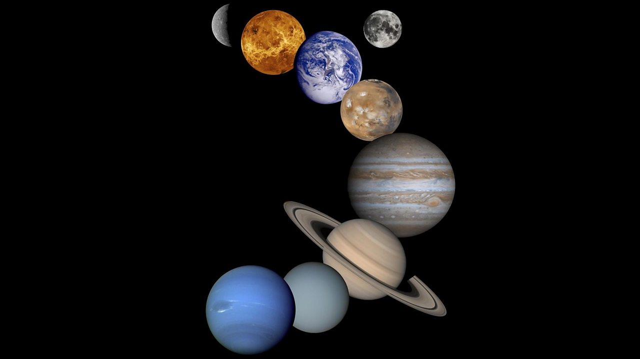 Ten things you didn't know about our Solar System