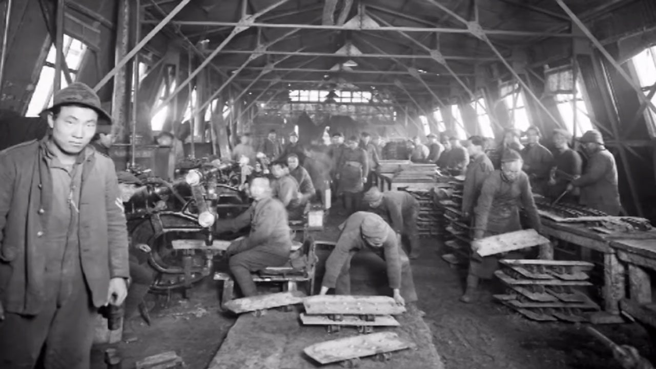 The Chinese Labour Corps in World War One