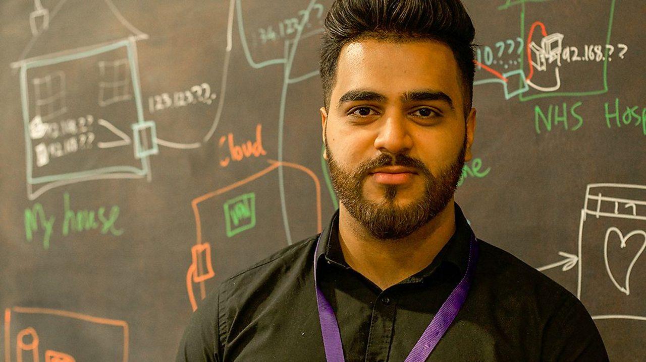 Inshal: intern on a medical app
