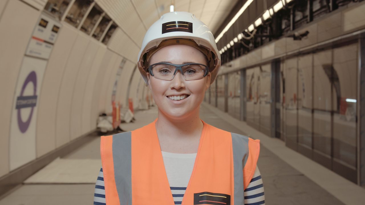 Zoe: apprentice site engineer
