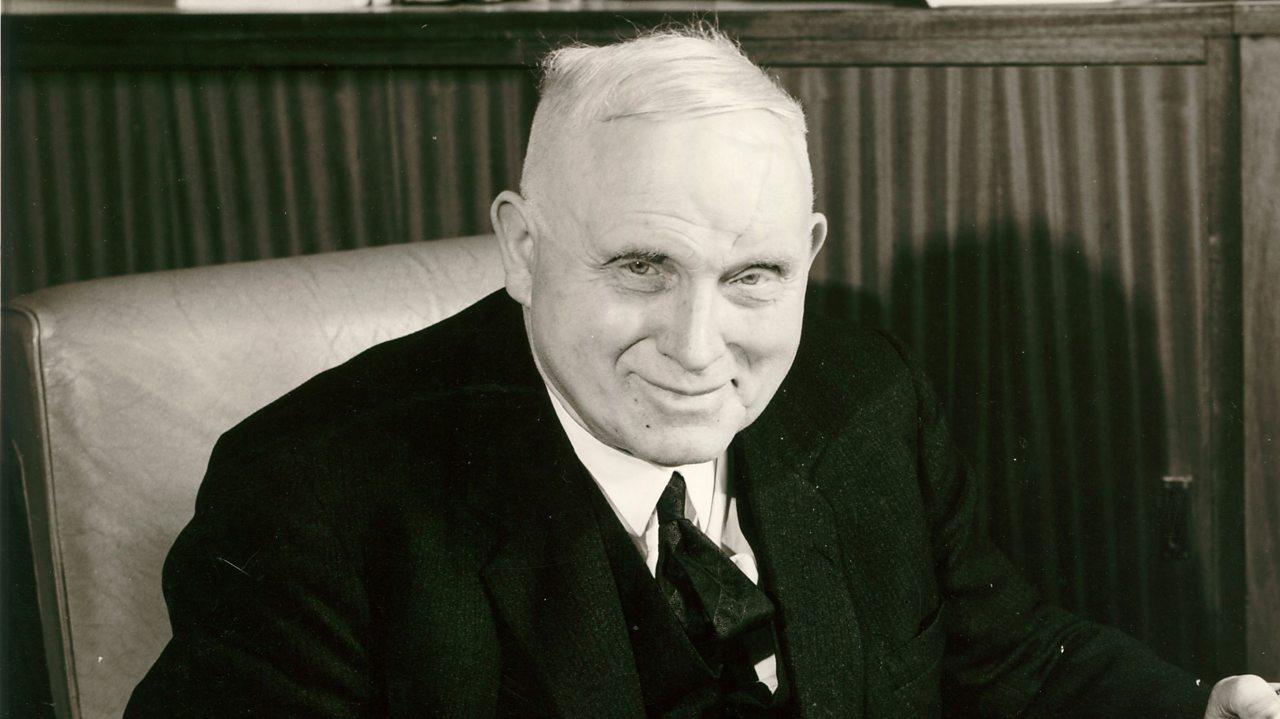 Photograph of Sir James Martin