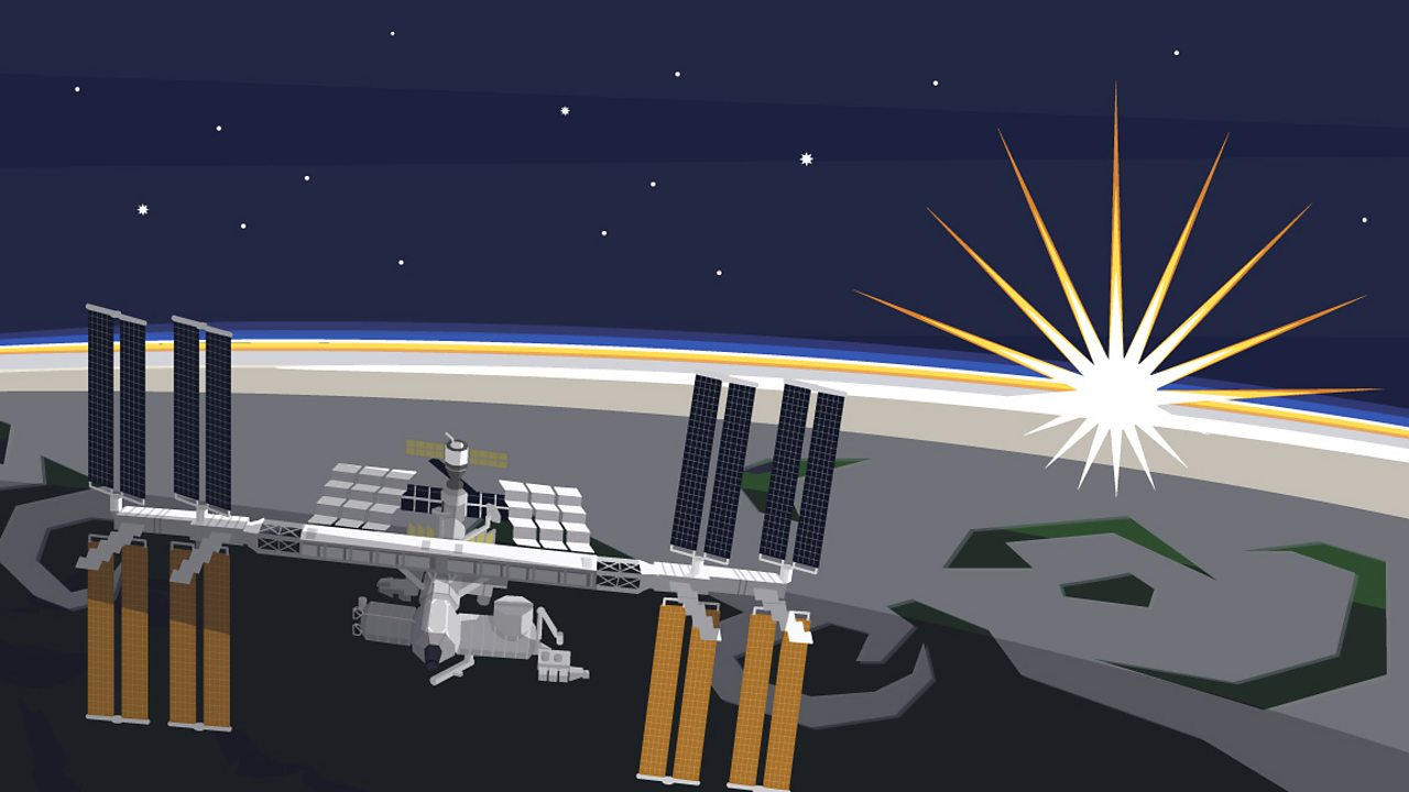 How do you stay alive in space?