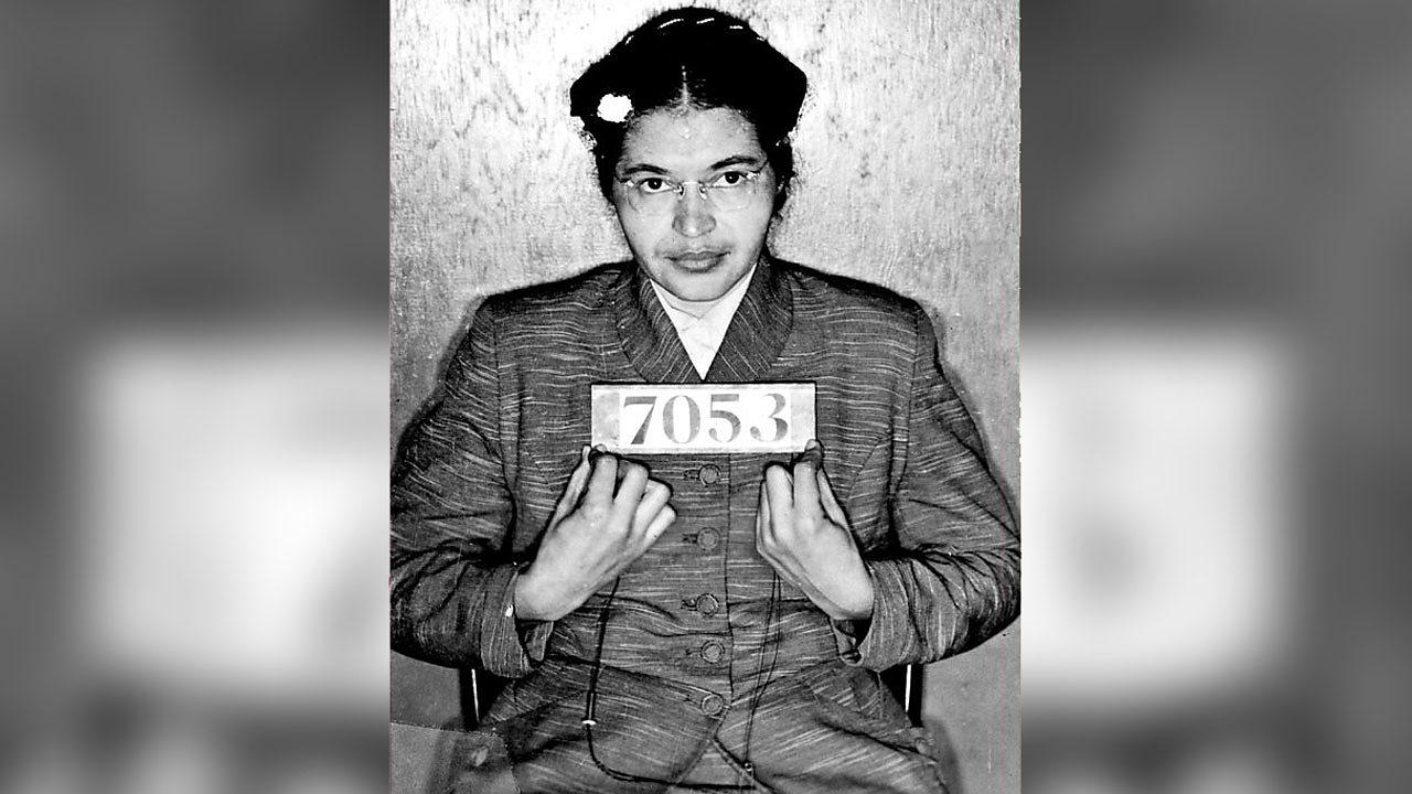 Assemblies KS2 - Rosa Parks