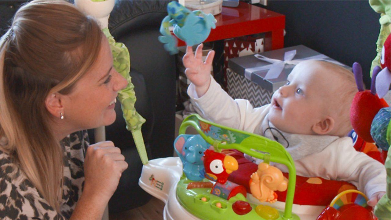 Chatting through playtime