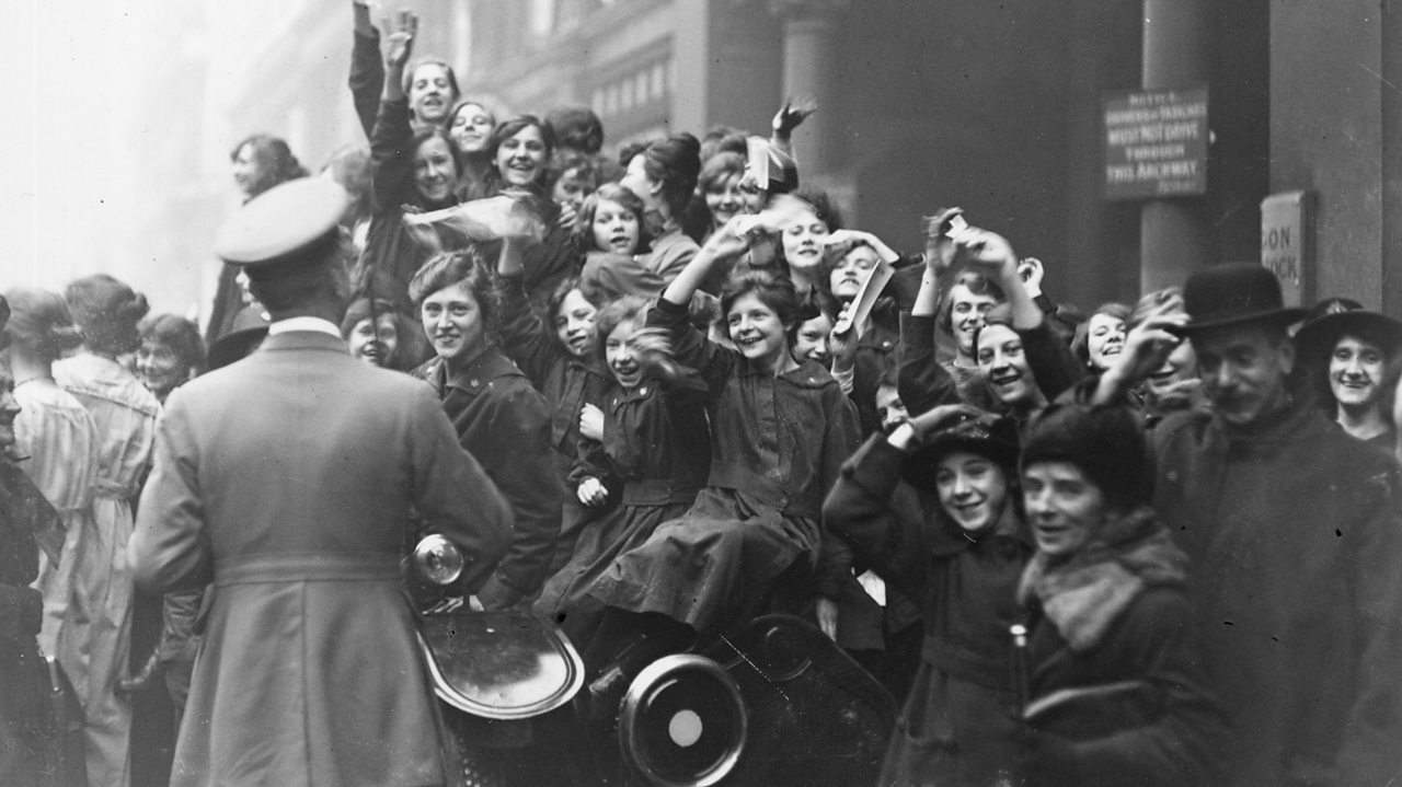 Quiz: What happened after World War One?