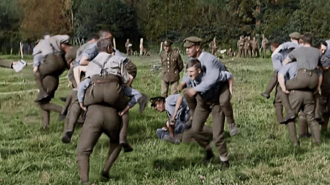 They Shall Not Grow Old - First World War resources for teaching History
