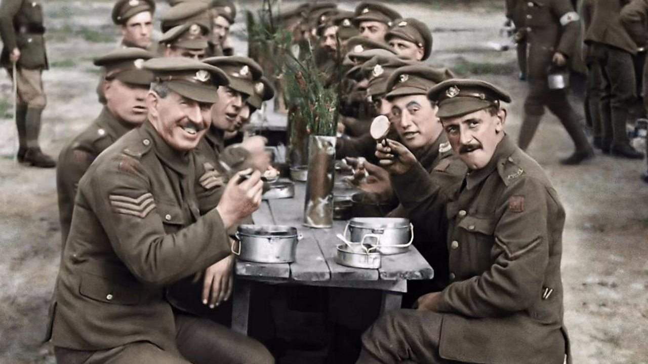 They Shall Not Grow Old - First World War resources