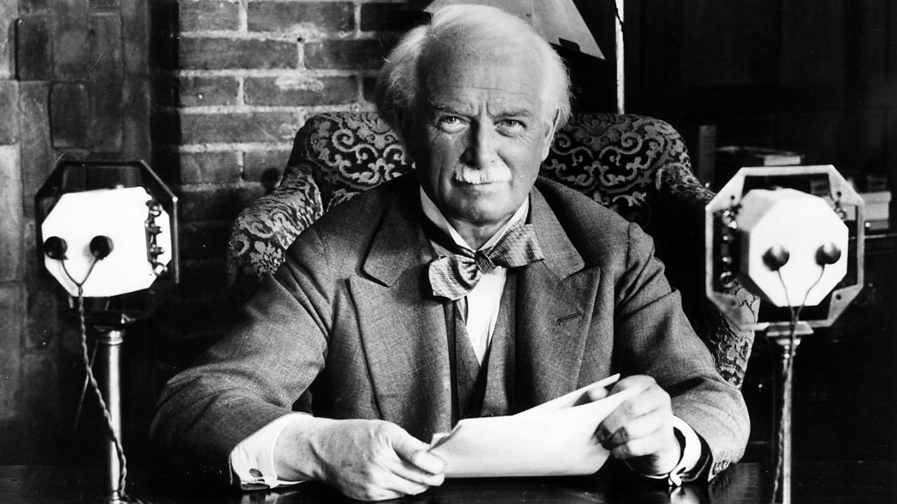 War time Prime Minister David Lloyd George