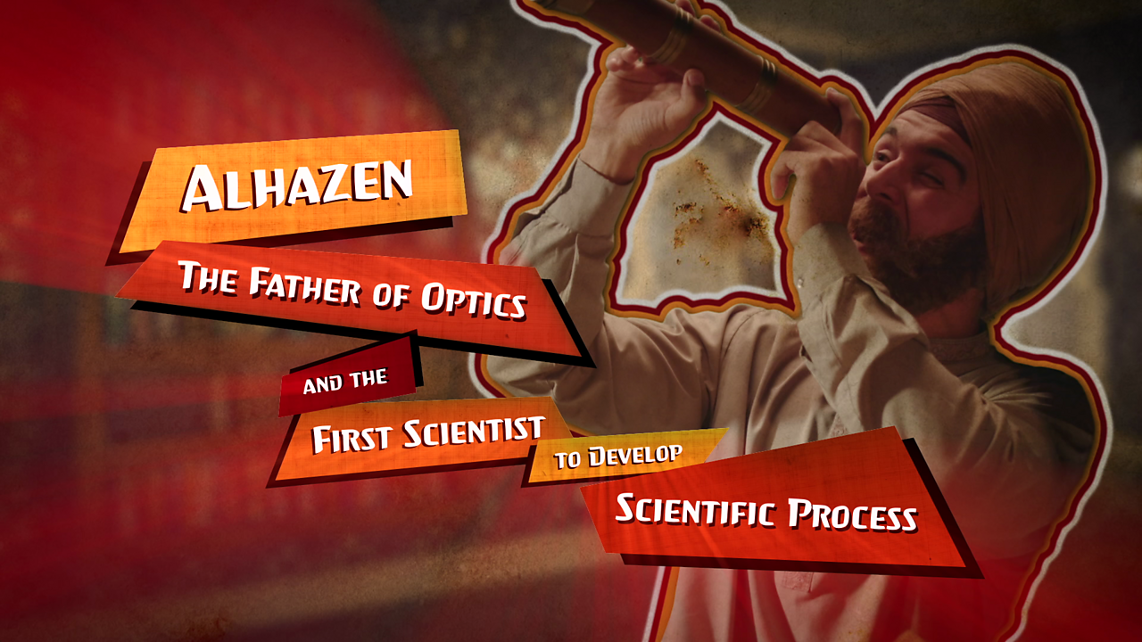 The work of the 'father of optics' Alhazen
