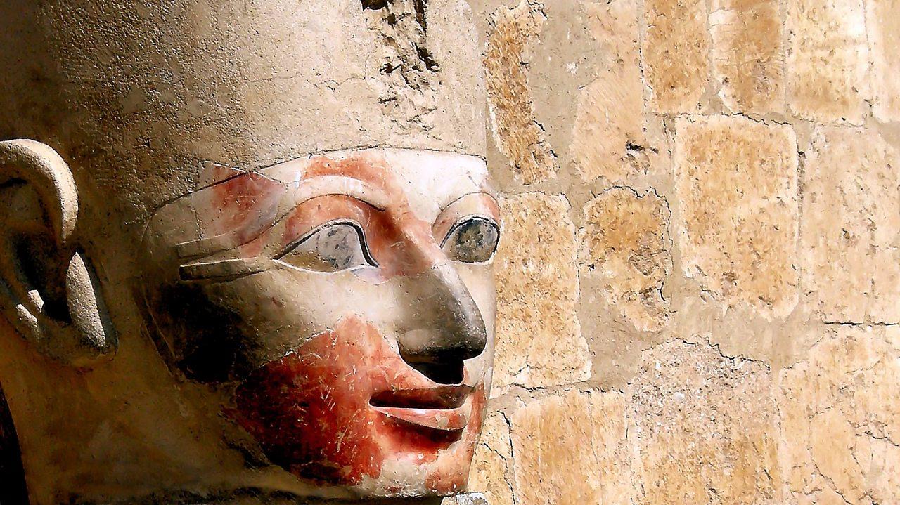Pharaoh Hatshepsut of Egypt (1478 - 1458BC)