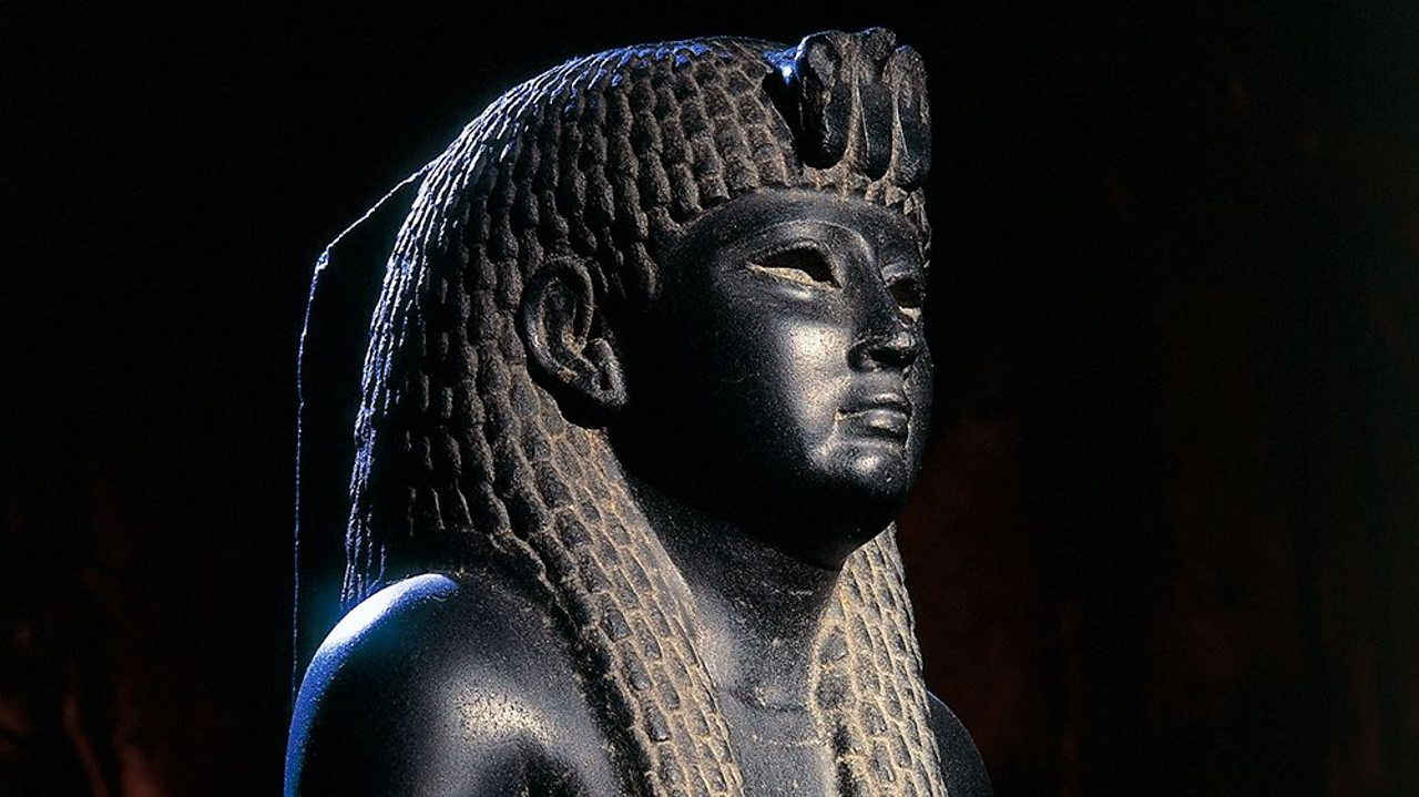 Pharaoh Cleopatra VII of Egypt