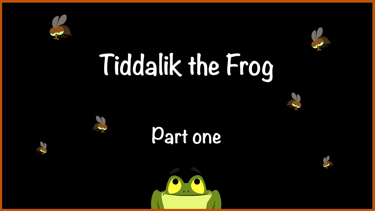 Tiddalik the Frog - Part One
