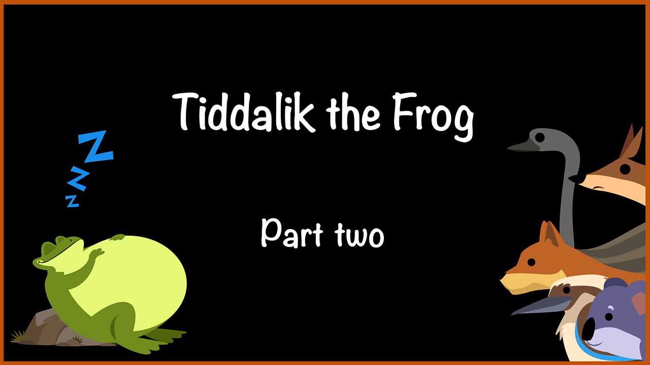 Tiddalik the Frog - Part Two