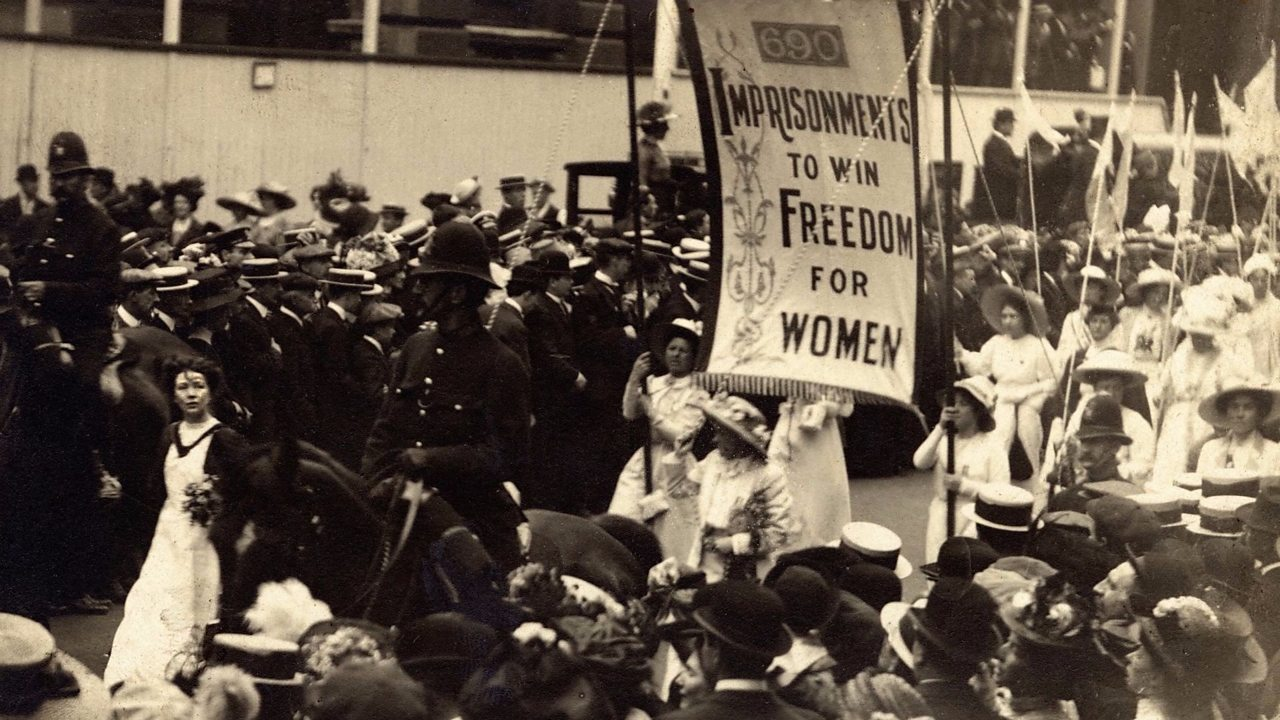 How the Votes for Women campaign began