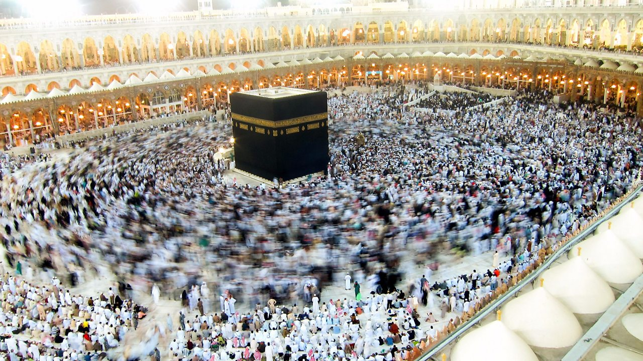 Makkah is the holiest city in Islam. It is Muhammad's birthplace and also the place the Qur'an was revealed. Hajj is a huge yearly pilgrimage to Makkah, attracting several million Muslims from all over the world. All Muslims (as long as they are healthy and able to travel) try to do Hajj at least once in their life.