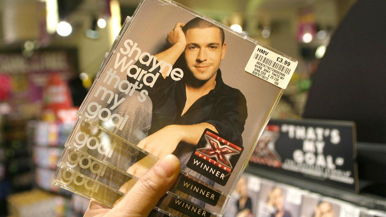Shayne Ward CDs