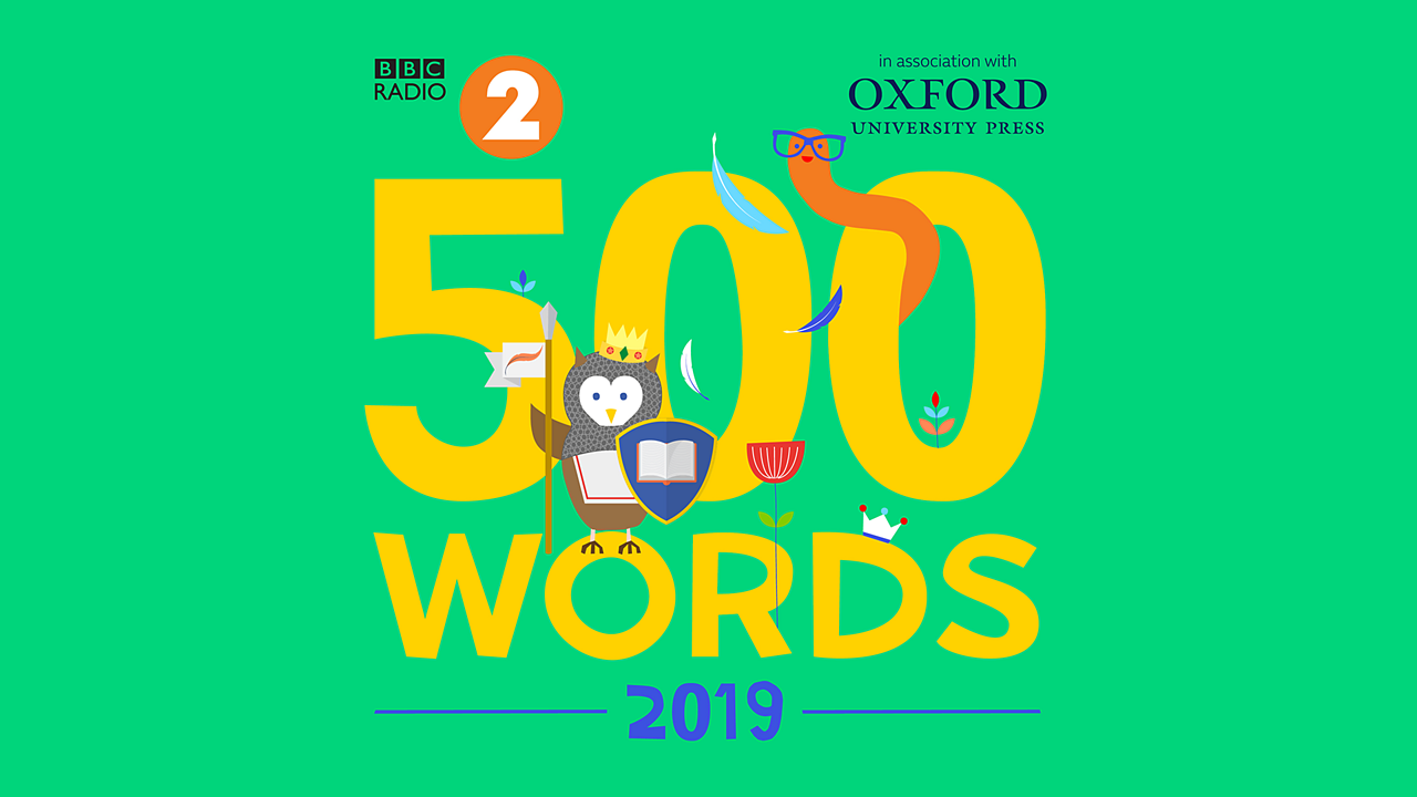 7th February 2019: 500 Words 2019 - Live Lesson