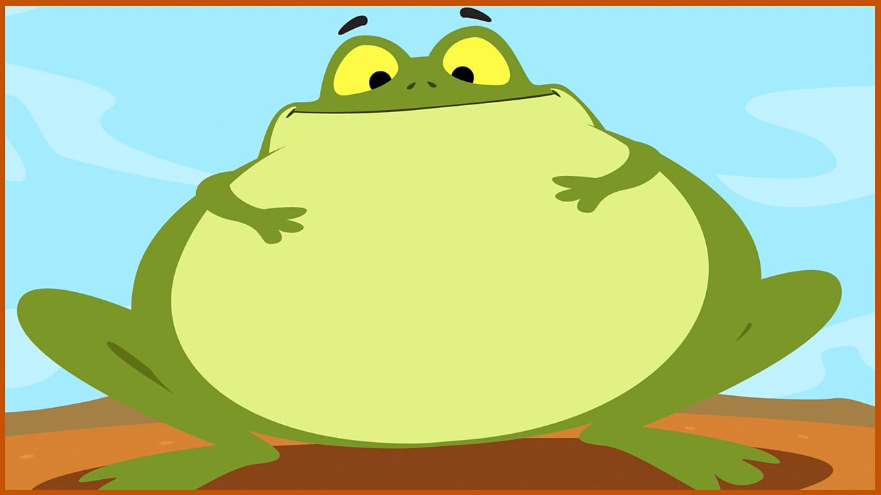 Tiddalik the Frog