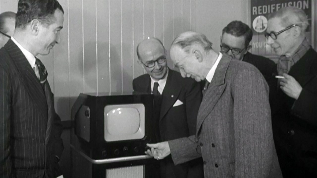 Margate gets Cable TV, 1951