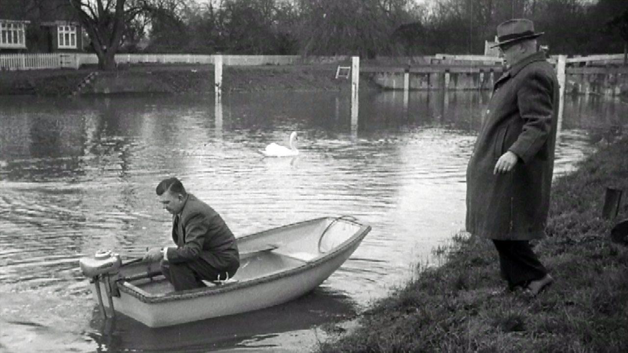Fibreglass boats, 1951