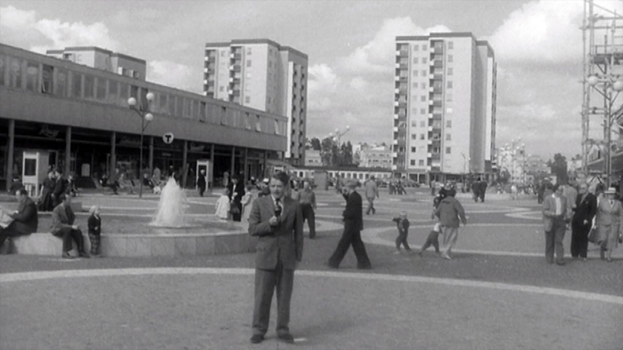 Modern life in Sweden, 1956