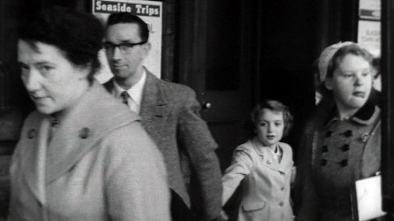 Wakes Week in Blackburn, 1957