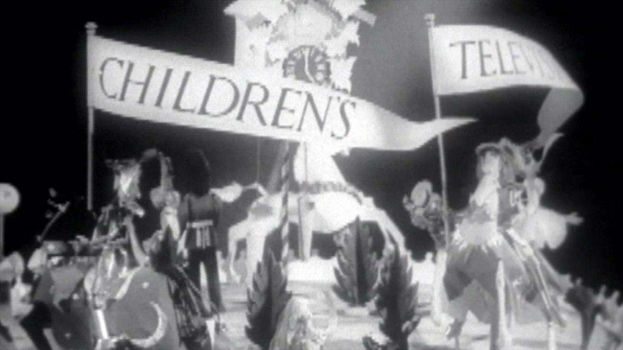 Children's Television ident, 1958