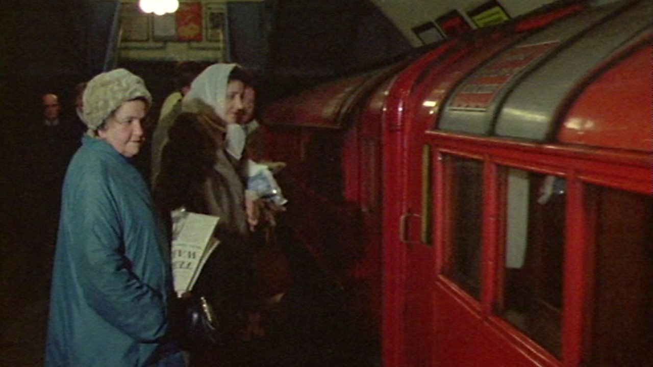 Glasgow Subway upgrade, 1975