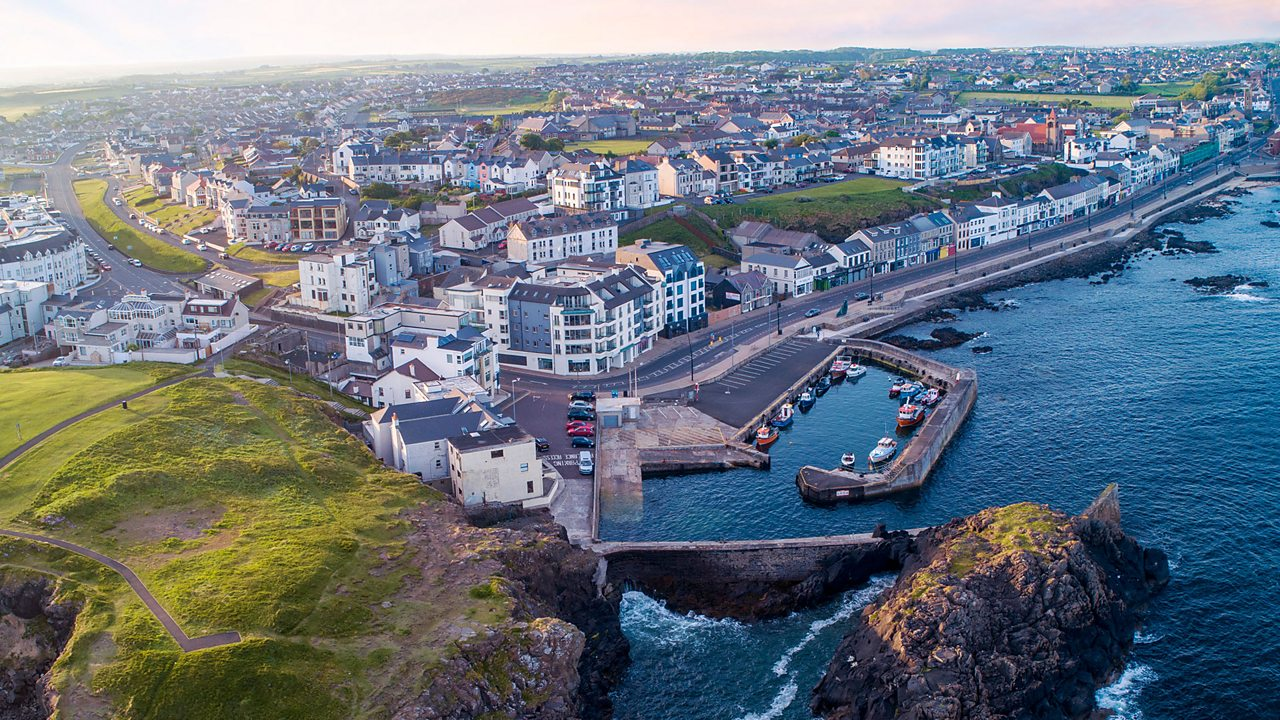 Portstewart is a coastal town in Northern Ireland