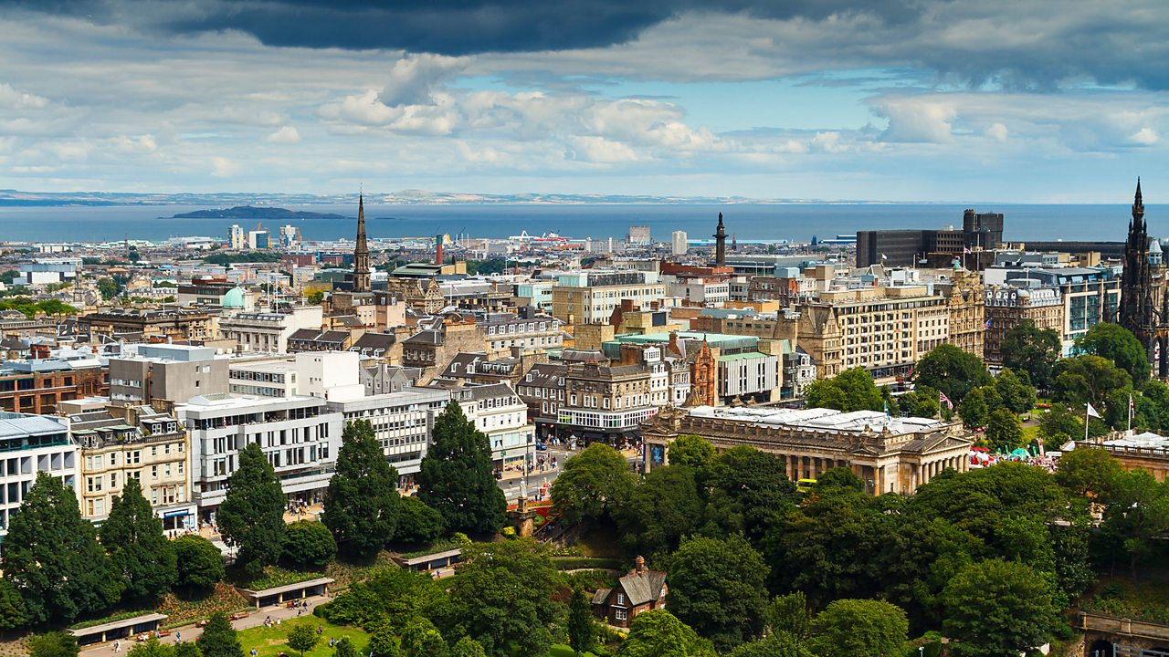 Edinburgh is the capital city of Scotland