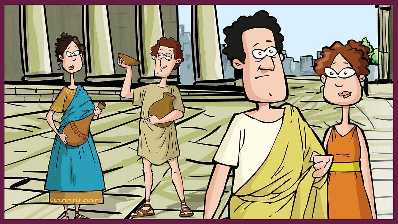 History - Romans