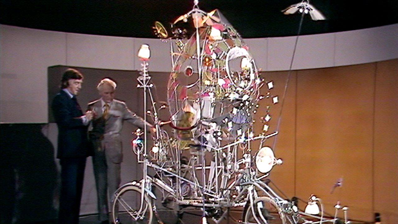 Marvellous machine, 1977
