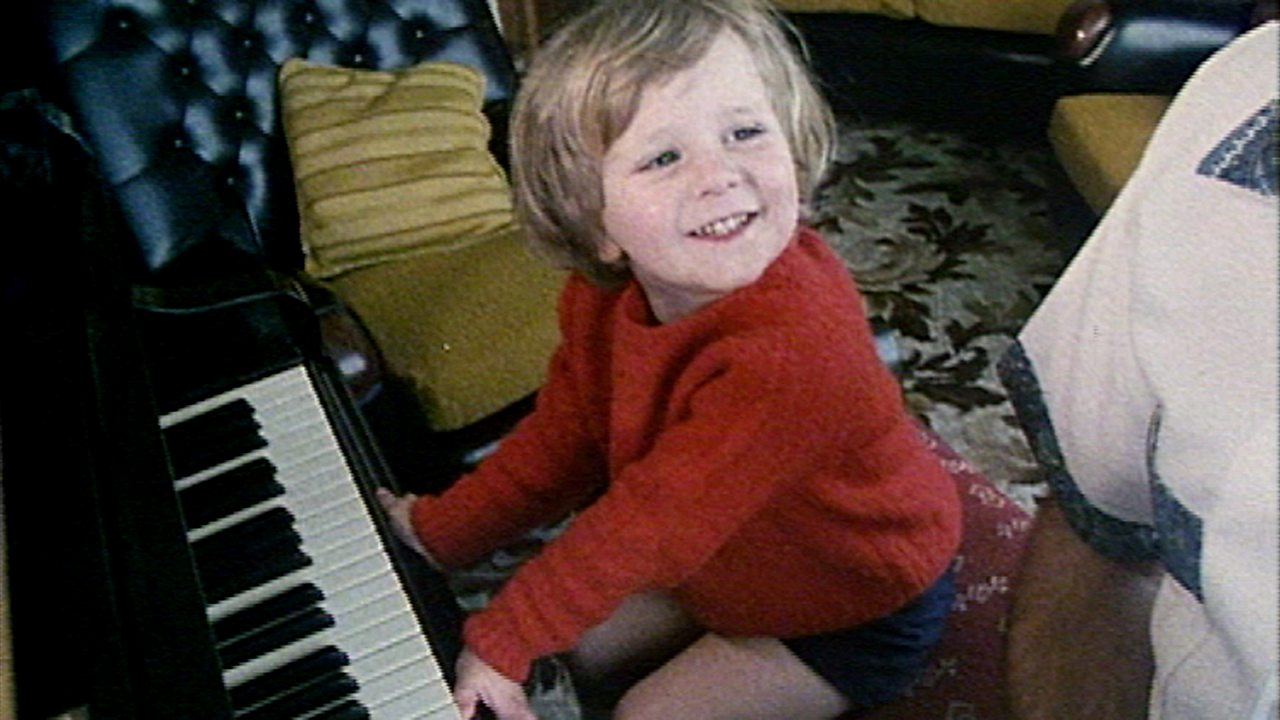 Toddler identifies classical composers, 1981