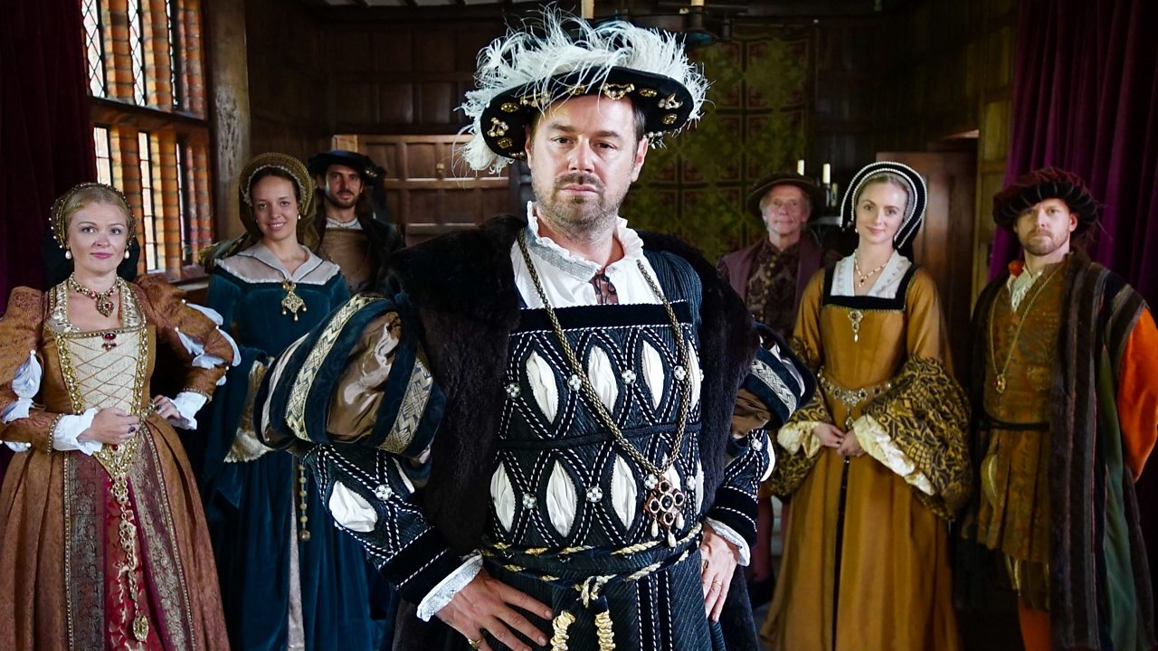 The other medieval job Danny Dyer may have in his blood