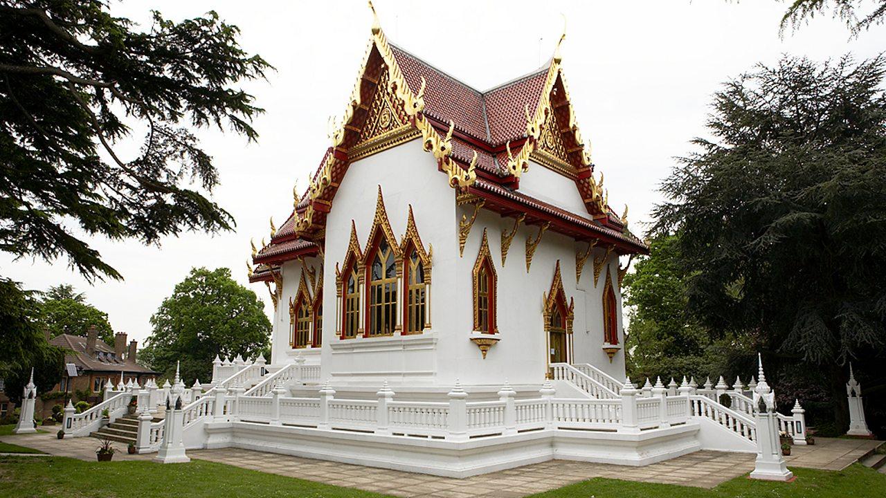 Wat Buddhapadipa, Wimbledon