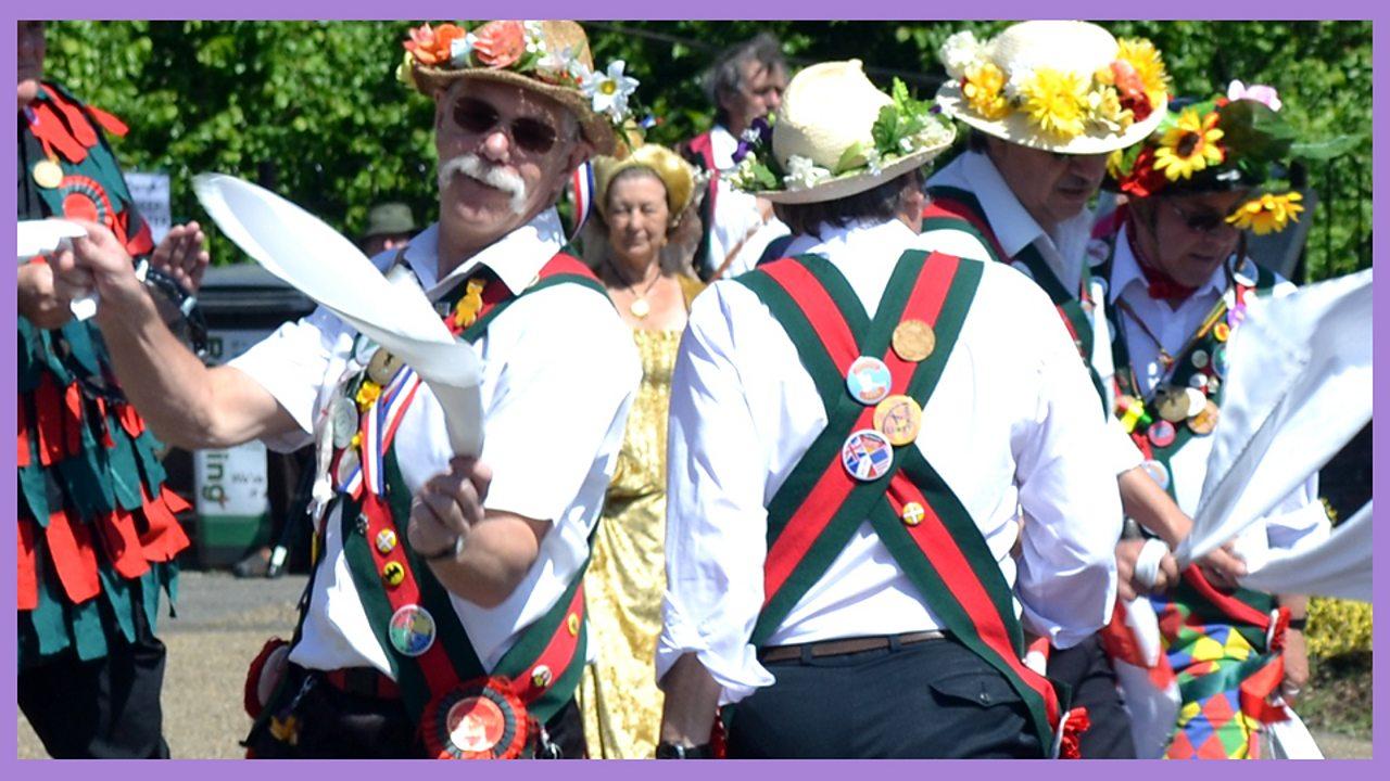 British folk dance