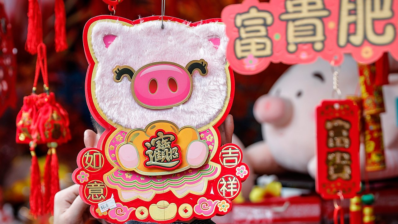 Why a pig is the last animal in the Chinese Zodiac