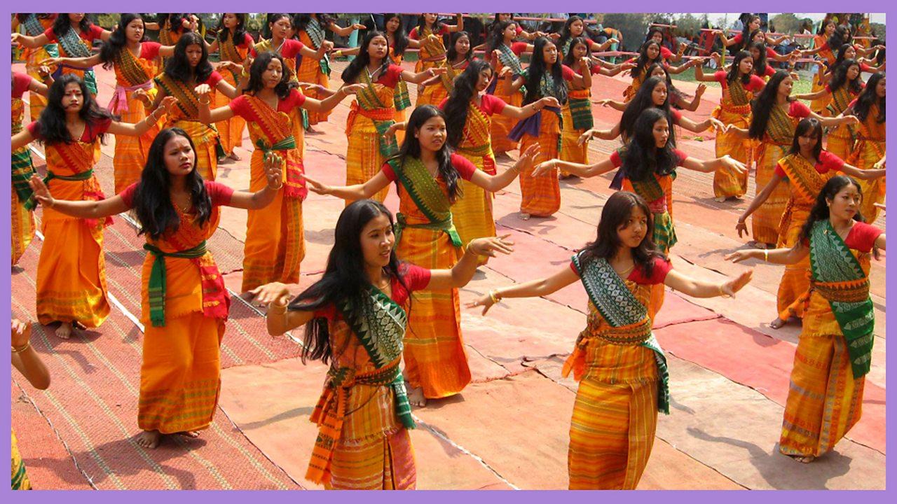 Folk dance around the world