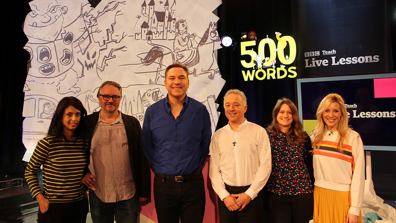 Watch again: 500 Words 2019 - Live Lesson