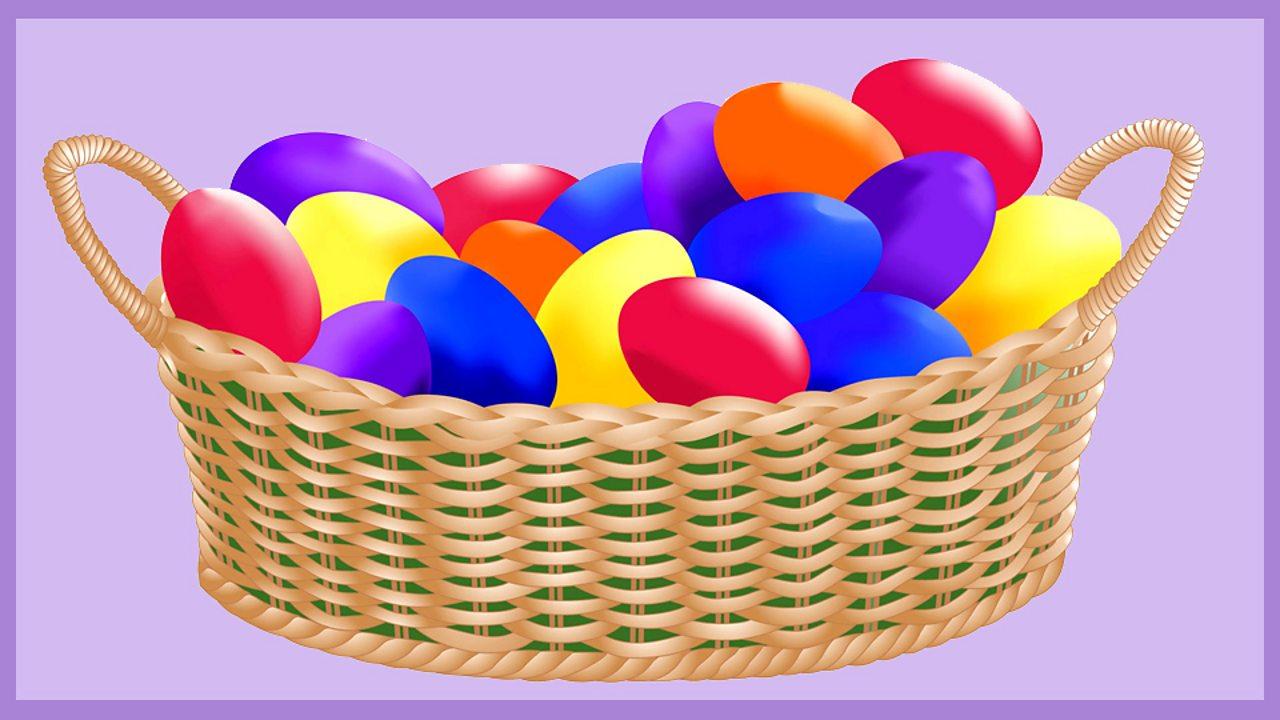 Egg stravaganza!