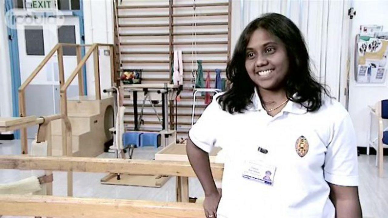 Deepa - physiotherapist